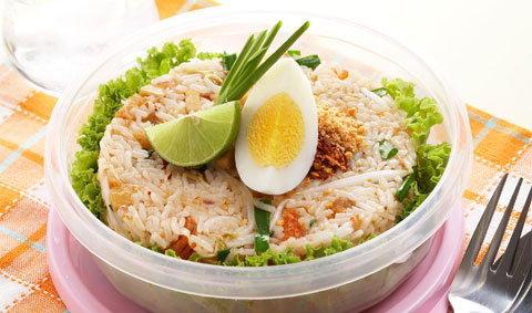 ข้าวผัดไทย อร่อยง่ายๆ ต้านไข้หวัด