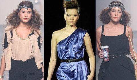 ELLE Fashion Week 2009: ASAVA & Kloset