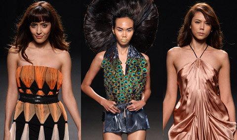 ELLE Fashion Week 2009 : Olanor & Nagara