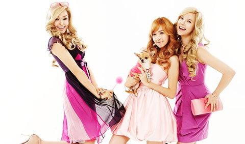 ถึงคราว 3 สาวฮอตเกาหลี เป็นราชินีผมบลอนด์