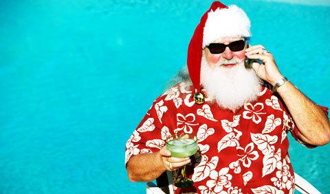 กู้ภาพลักษณ์ซานตาคลอส หมั่นลุกเดิน-เลิกดื่มบรั่นดี!!!