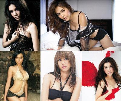 ลุ้น! นาทีต่อนาที ผู้หญิงสุดเซ็กซี่แห่งปี 2010 ของเมืองไทย