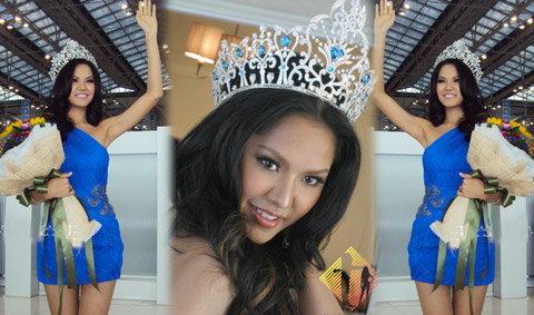 หนูสิ พร้อม! ประกวด MISS WORLD 2010 ที่จีน (ประมวลภาพ)