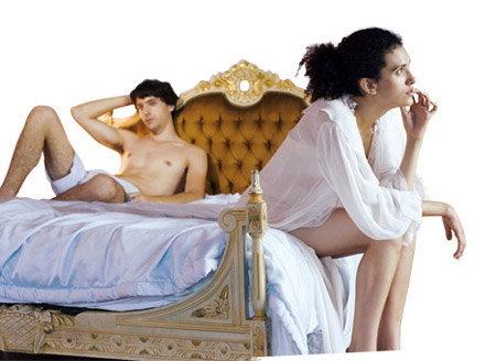 ทำยังไง...ถ้าเขาไม่ได้เรื่องบนเตียง?