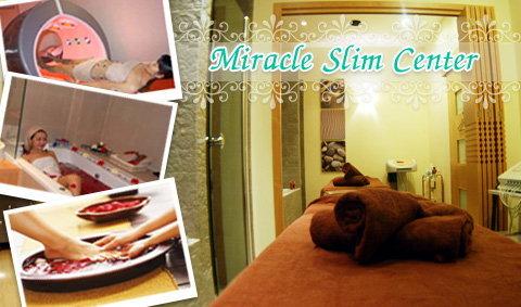 ผ่อนคลายที่ Miracle Slim Center