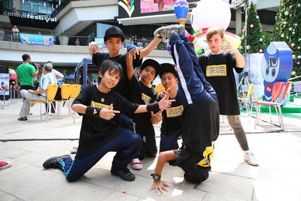 M Sport Hip Hop & B-Boy Dancercise Contest