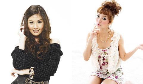 จา, กิ๊บ 2 นางแบบ S Cawaii GIRLS ตัวแทน นางแบบเมืองไทยร่วมเดินแบบ