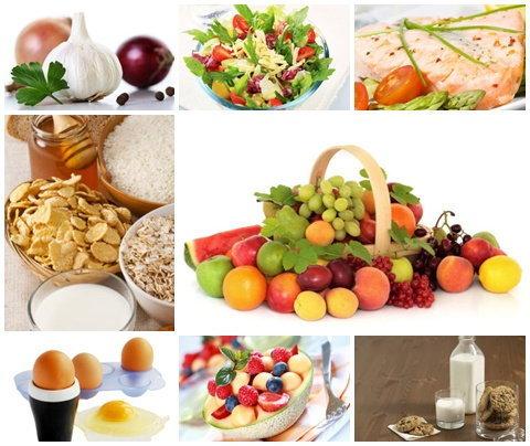 อาหารเพื่อสุขภาพ A - Z