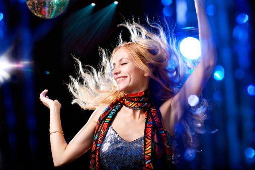 """การเต้นรำ """"ช่วยสุขภาพดีและมีความสุข"""""""
