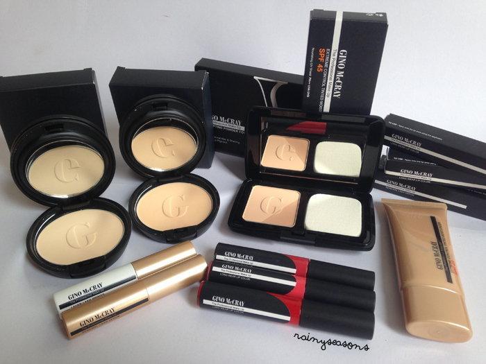Review : เห่อๆ เซตใหม่กับของดำราคาถูกจาก GINO McCRAY The Professional Make Up By Beauty Buffet