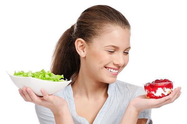 แค่เลือกกินอย่างฉลาดก็ผอมแบบสาวสุขภาพดีได้