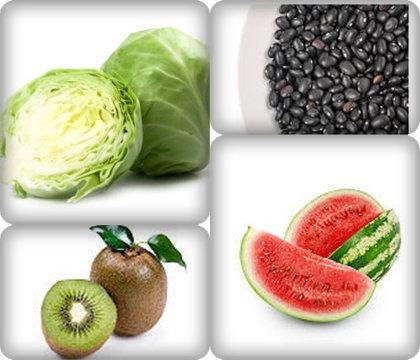 ผักและผลไม้ใกล้ตัวที่มีประโยชน์เกินคาด