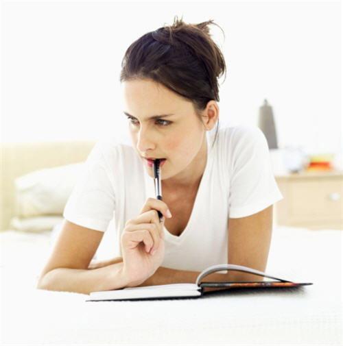 ลดน้ำหนักง่ายๆ ด้วยการเขียน