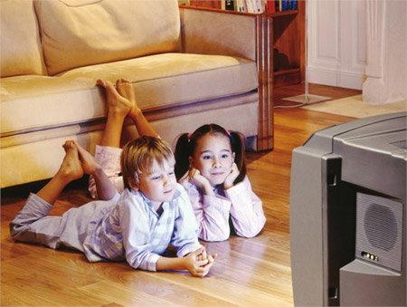 เด็กเล็กดูทีวีไม่เกิน 2 ชั่วโมง ช่วยเพิ่ม IQ กับ EQ