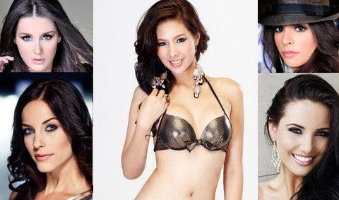 ยลโฉมสาวงามทั่วโลก ร่วมชิงมงกุฎ Miss Universe 2011