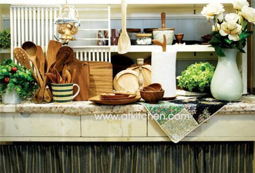 ทำความสะอาดอุปกรณ์ไม้ในครัวให้ปราศจากเชื้อโรค