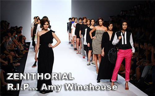 ELLE Fashion Week 2011 : ZENITHORIAL