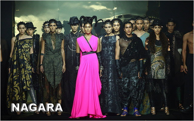 ELLE Fashion Week 2011 : NAGARA