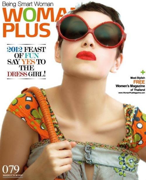 Women Plus : มกราคม 2555
