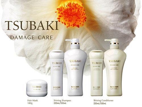 คืนความหวังให้ผมเสีย TSUBAKI Damage Care