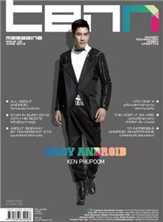TENN Magazine : มิถุนายน 2555