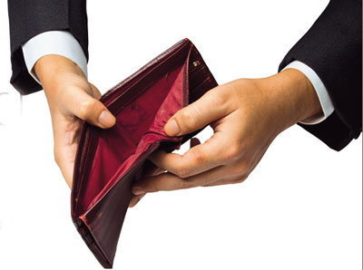 10 สัญญาณอันตรายทางการเงิน