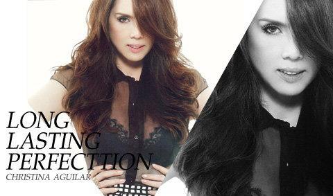 Christina Aguilar : Long Lasting PERFECTION