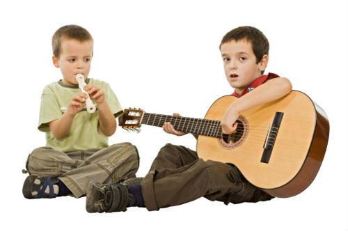 กระตุ้นพัฒนาการลูกน้อย ด้วยเสียงดนตรี
