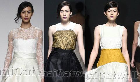 ELLE Fashion Week 2012 : Vatit Itthi