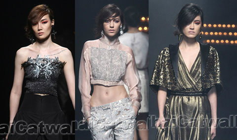 ELLE Fashion Week 2012 : Theatre