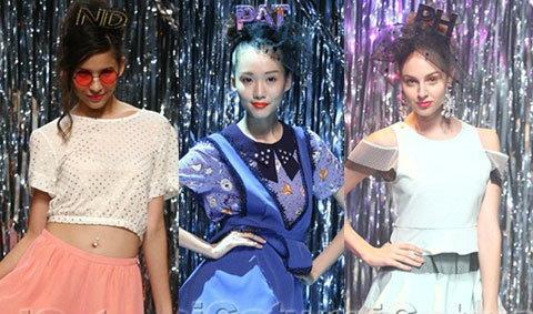 ELLE Fashion Week 2012 : Boudoir
