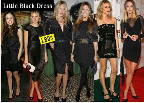 ปาร์ตี้วันเกิดเพื่อนสาว ด้วยชุด Little Black Dress