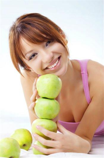 ทานแอปเปิ้ล ทางลัดลดอ้วน