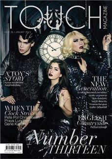 Touch Magazine : มกราคม 2556