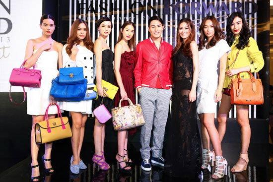 Siam Paragon Fashion Forward: The Front Row Effect แฟชั่นเอ็กซิบิชั่นสุดเก๋