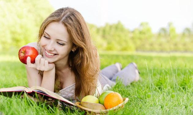 ผักและผลไม้ เพื่อผู้หญิง