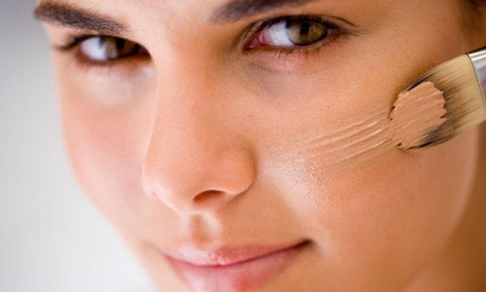 เทคนิคลงรองพื้นให้สวยเด่นสะกดทุกสายตา