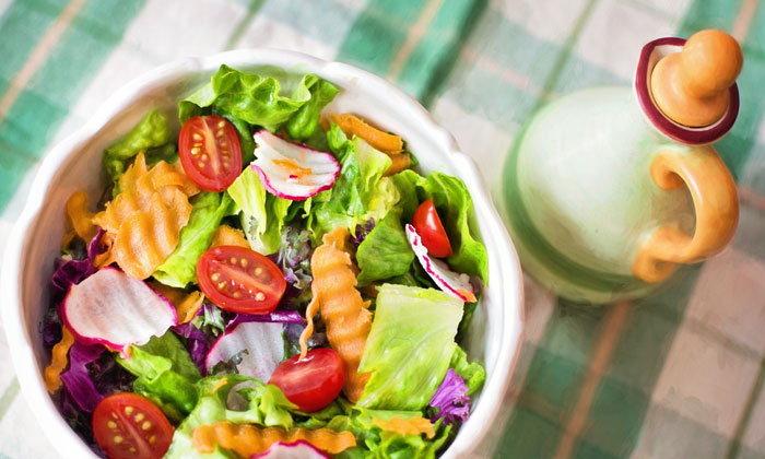 ลดความอ้วน ด้วยการกินผักอย่างง่ายๆ