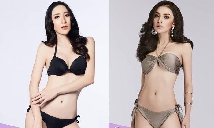 """สาวงาม 77 จังหวัด """"Miss Grand Thailand 2018"""" อวดสัดส่วนให้เห็นกันจะจะ"""