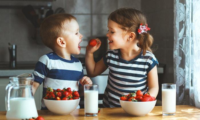 งานวิจัยชี้ อาหารเช้าที่มีประโยชน์ ช่วยให้เด็กสมองดี