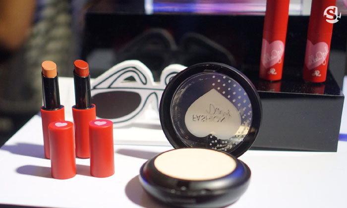 ELLE girl x AR Cosmetics  เปิดตัว Collection Fashion Diary