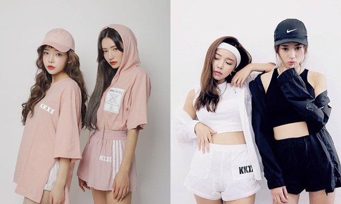 รวมไอเดียเสื้อผ้าแนวสปอร์ตชิคๆ สไตล์สาวเกาหลี