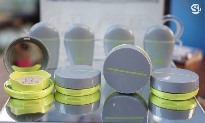 ร้อนแค่ไหนก็สู้! 2 ผลิตภัณฑ์กันแดดใหม่ล่าสุดจาก Shiseido