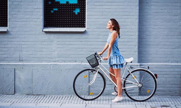 ปั่นจักรยานให้ถูกวิธี ลดต้นขาใหญ่ให้เรียวสวยได้ไม่ยาก