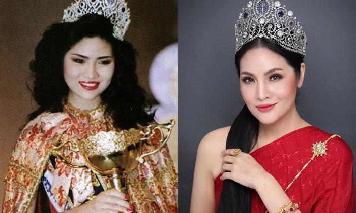 อรอนงค์ หลังโสดหมาดๆ ในวัย 46 สวยสง่า คงความงามเหมือนสมัยประกวด นางสาวไทย