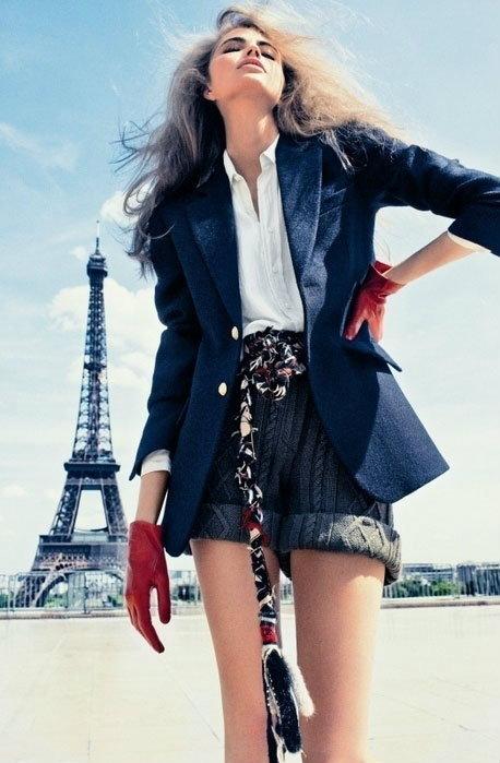 สาวปารีเซียงเมินมีดหมอ ไม่ลดน้ำหนักแต่ยังสวย!