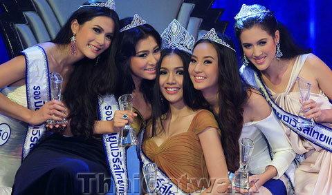 ลิต้า งามอย่างไทย คว้ามิสยูนิเวิร์สไทยแลนด์ 2013