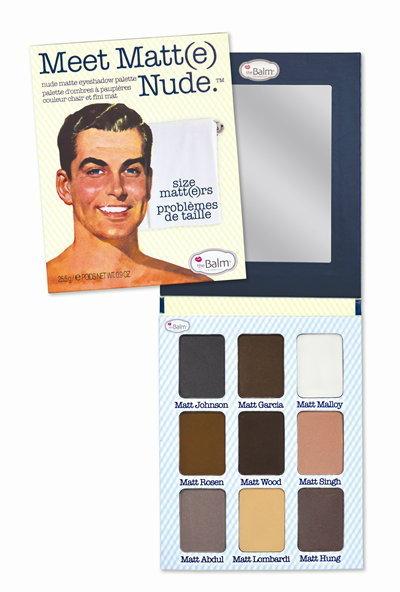 เปิดตัวผลิตภัณฑ์ใหม่  Meet Matt(e) Nude และ Put A Lid On It (Eyelid Primer)