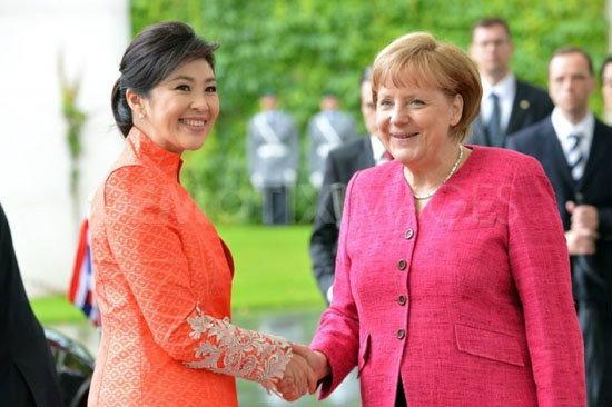ฟอร์บส์จัดสตรีผู้ทรงอิทธิพลของโลก ยิ่งลักษณ์ ติดอันดับ 31