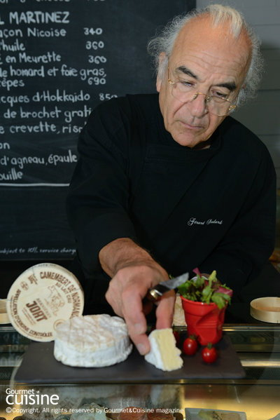 Say Cheese with Master Cheese Maker